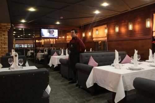 ресторан и банкетный зал на 100 человек на Ленинском, престижный банкетный зал, стильный, современный, доставка еды